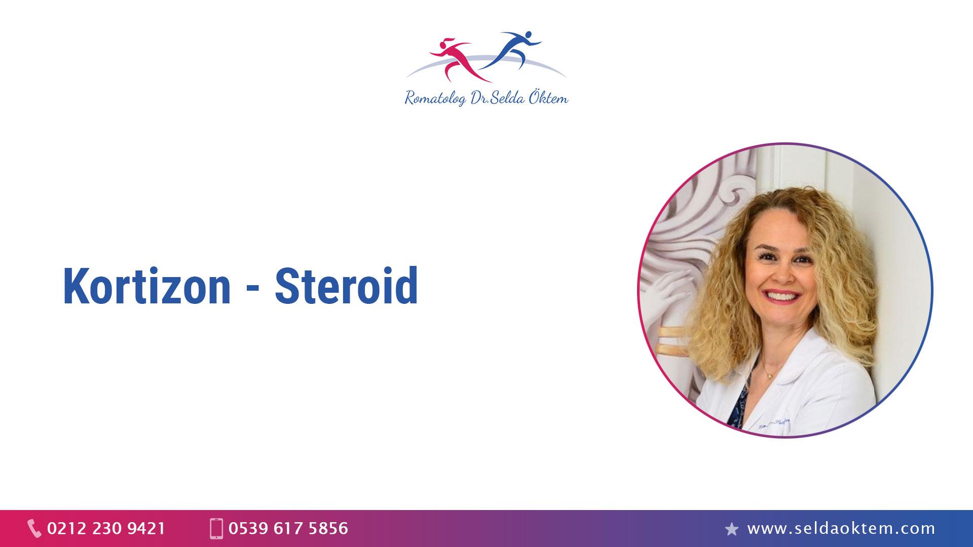Kortizon - Steroid
