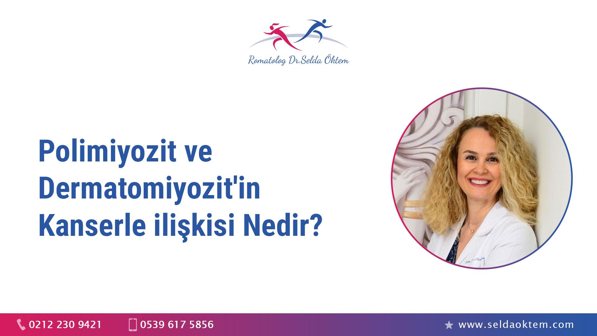 Polimiyozit ve Dermatomiyozit'in Kanserle ilişkisi Nedir?