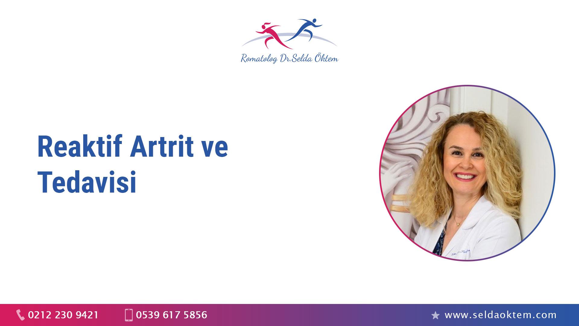 Reaktif Artrit ve Tedavisi