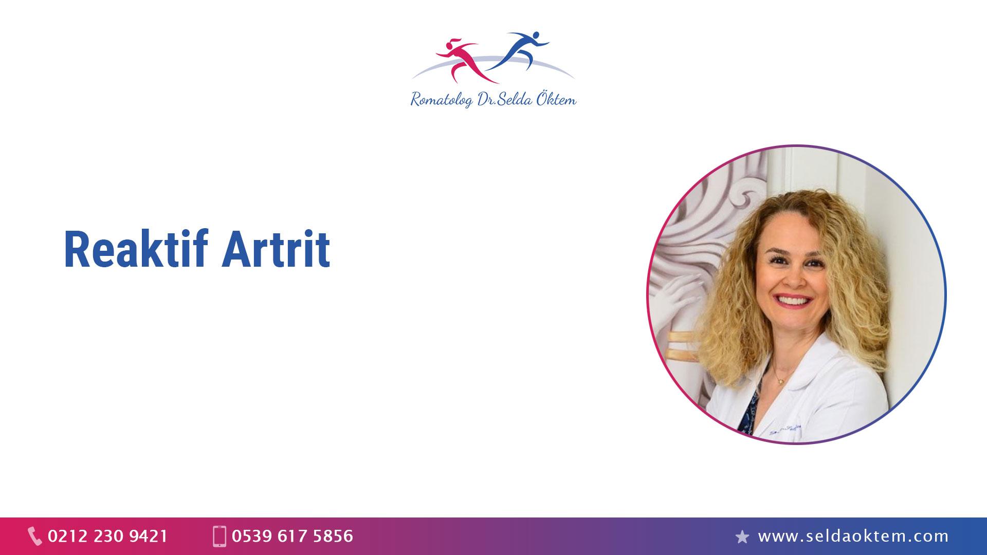 Reaktif Artrit